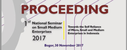 National Seminar on Small Medium Enterprises